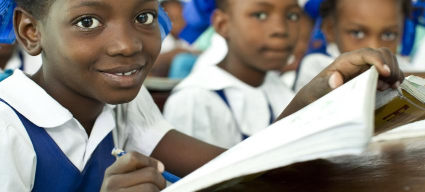 Une autre action de la fondation Rotary : l'alphabétisation